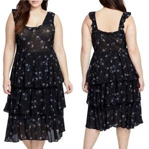 Rachel Roy Aster Tiered Dress
